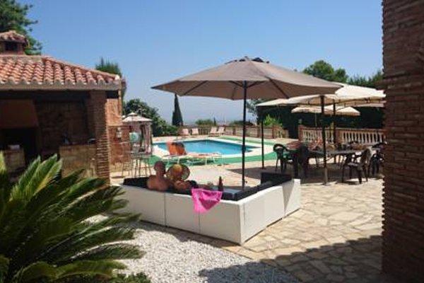 Villa private pool sea view - фото 18