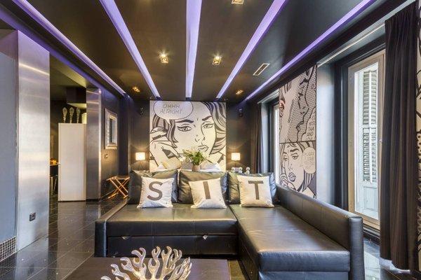 7rooms7 Gran Via Smile Apartments - фото 18