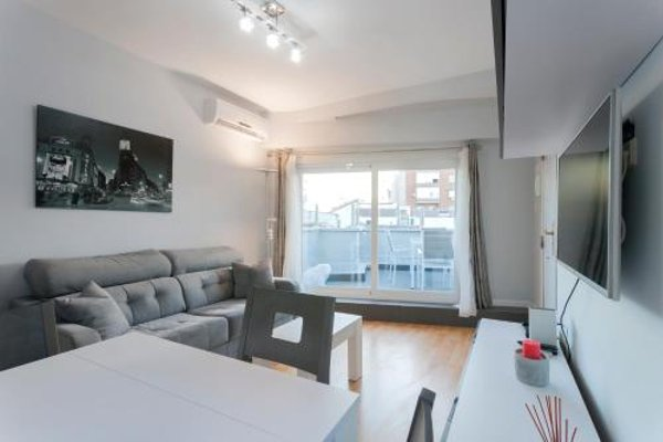 Apartment Cardenal Cisneros - фото 18