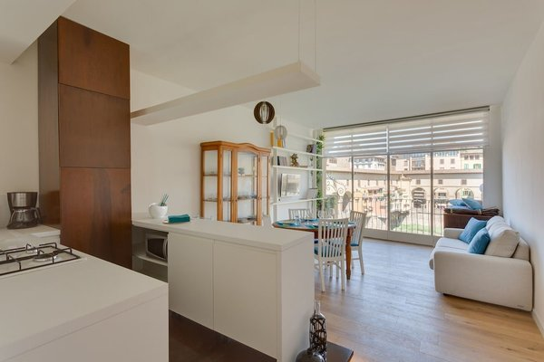 Apartment Ponte Vecchio Balcony - фото 5