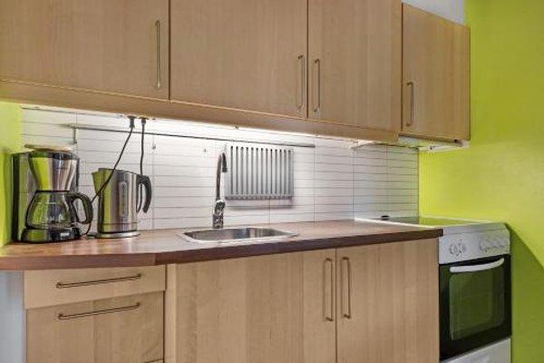 Master Apartment Hotels - 15