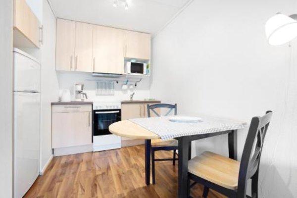 Master Apartment Hotels - 21
