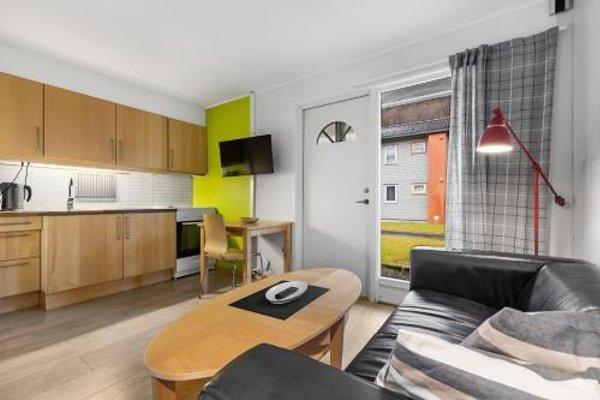 Master Apartment Hotels - 9