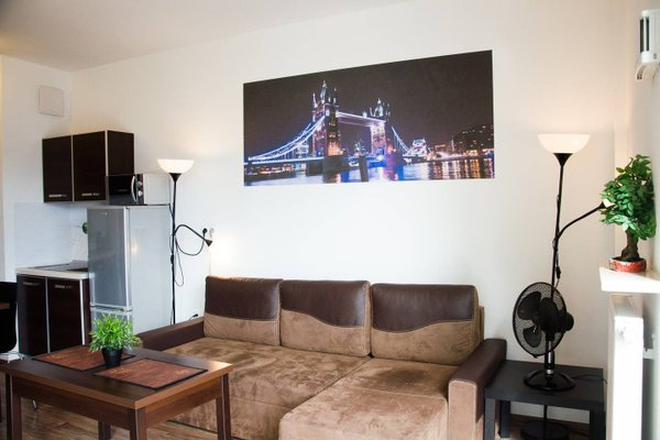 Apartament Centrum Gieldowa - фото 6