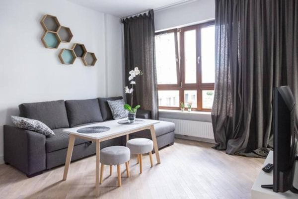 Apartamenty Warszawskie Delux Gieldowa - фото 12