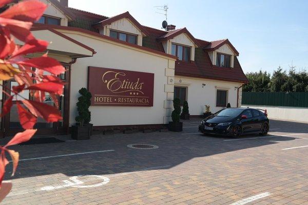 Hotel Etiuda - фото 23