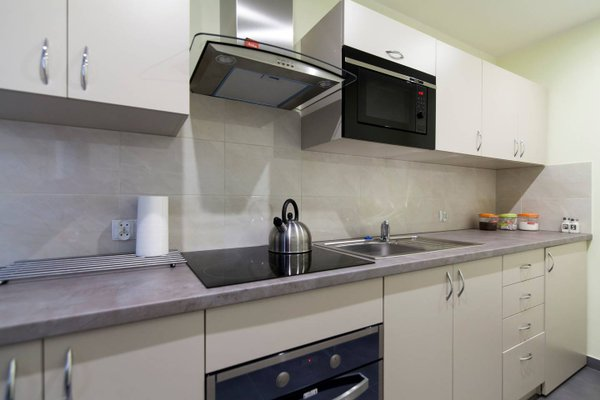 Apartament Centrum - Pilsudskiego 17 - 4