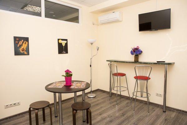 Хостел Roofhotel Sochi - фото 11