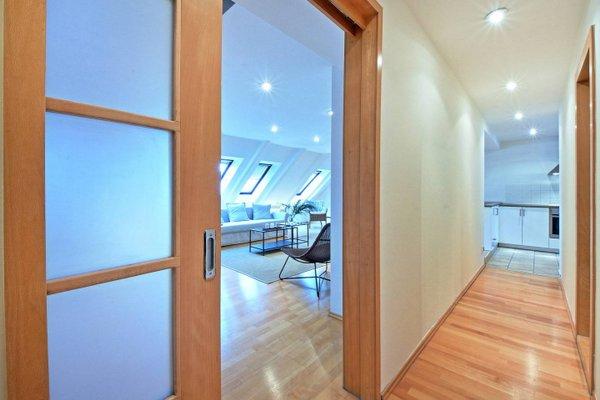 Charles Square Duplex Apartment - фото 13