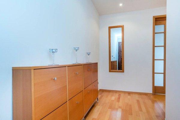 Charles Square Duplex Apartment - фото 15