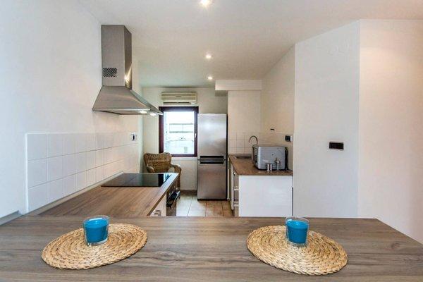 Charles Square Duplex Apartment - фото 7