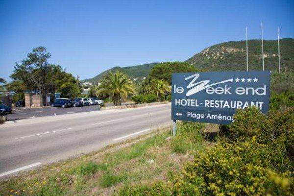 Hotel Le Week end - 20