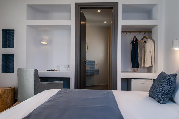 Milos Breeze Boutique Hotel - фото 9