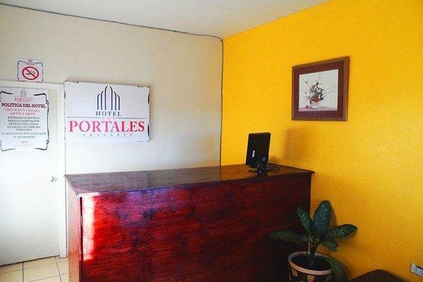 Hotel Los Portales - 4