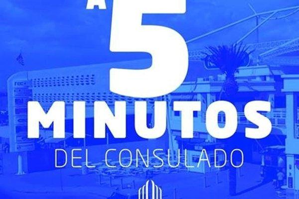 Hotel Los Portales - 5