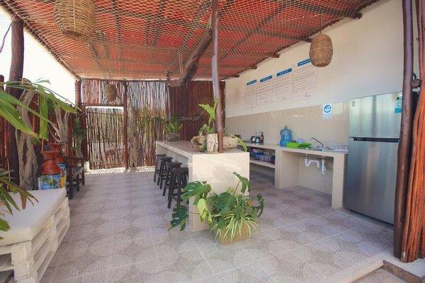 Hostelito Chetumal Hotel + Hostal - фото 14