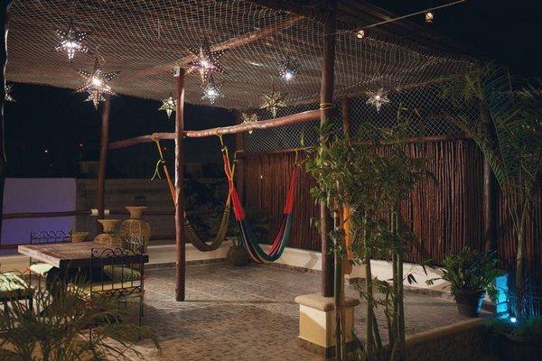 Hostelito Chetumal Hotel + Hostal - фото 15