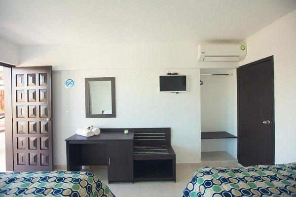 Hostelito Chetumal Hotel + Hostal - фото 5
