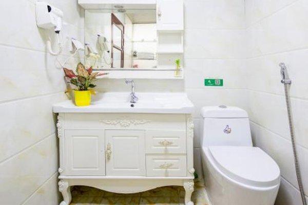 Guangzhou Manhattan International Apartment Zhengjia Branch - 11