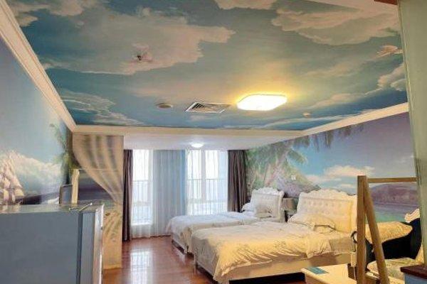 Guangzhou Manhattan International Apartment Zhengjia Branch - 22