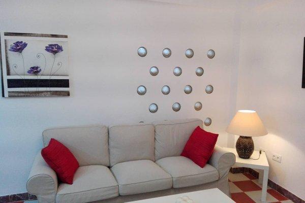 San Juan Vintage Apartment - фото 11