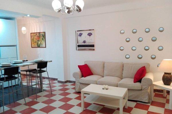 San Juan Vintage Apartment - фото 13