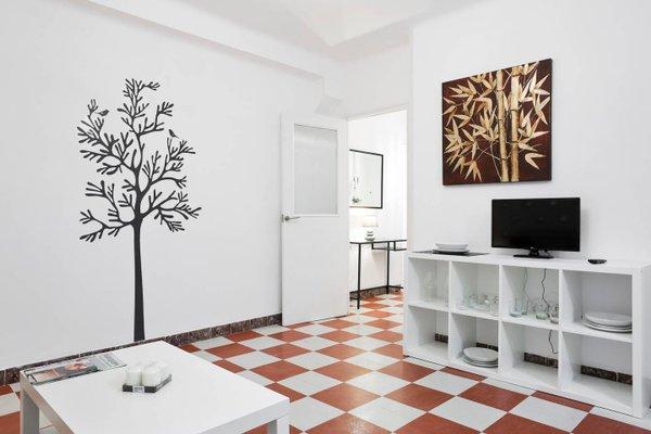 San Juan Vintage Apartment - фото 5