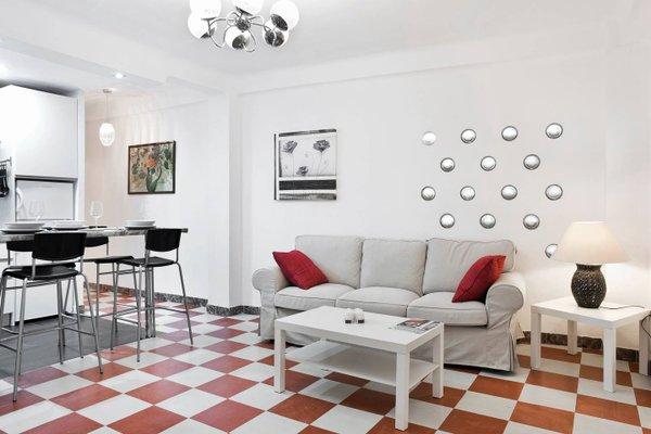 San Juan Vintage Apartment - фото 7