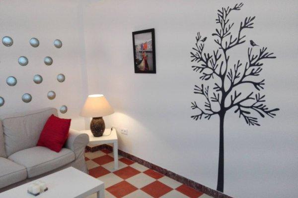 San Juan Vintage Apartment - фото 8