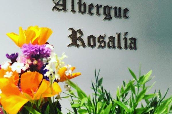 Albergue Rosalia / Pilgrim Hostel - фото 23