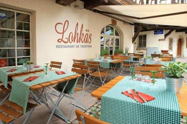 Le Lohkas - LOFT Triplex Ultra design Petite France - фото 10