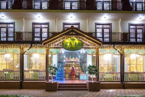 Отель Дача - фото 12