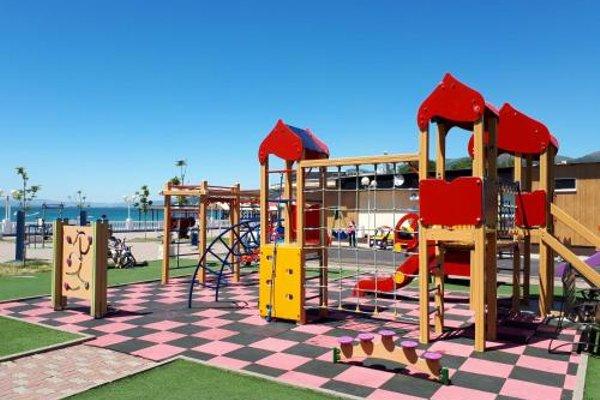 Отель Дача - фото 16