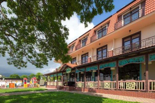 Отель Дача - фото 17