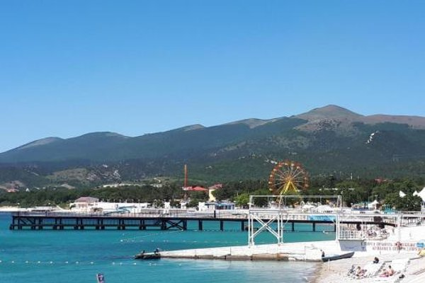 Отель Дача - фото 19