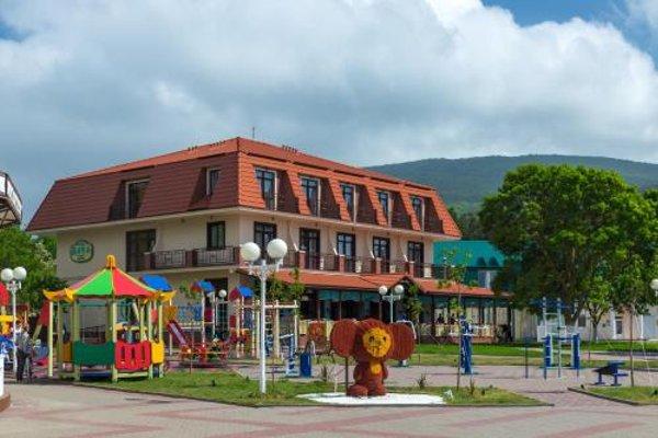 Отель Дача - фото 21