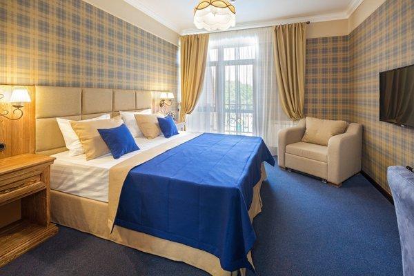 Отель Дача - фото 4