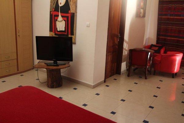 Residence Hotel le Flamboyant - фото 11