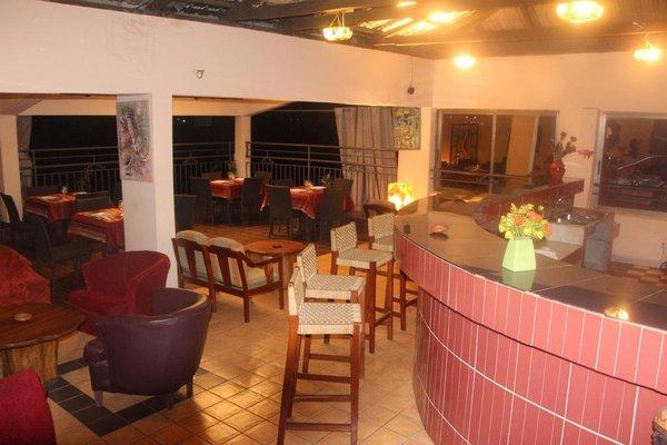 Residence Hotel le Flamboyant - фото 15