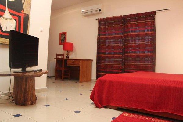 Residence Hotel le Flamboyant - фото 3