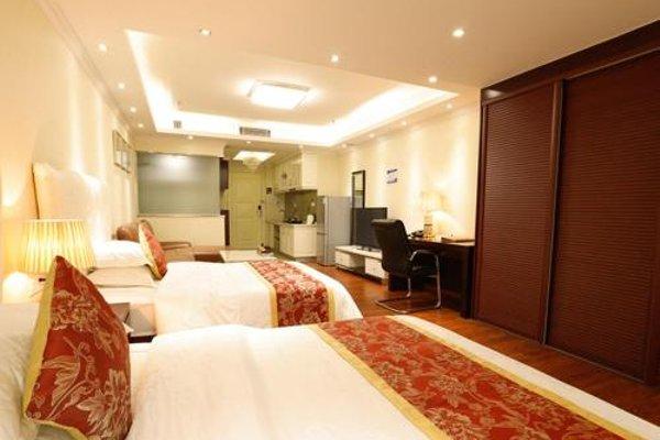 Guangzhou Boman Apartment Zhengjia Huanshi Branch - 41