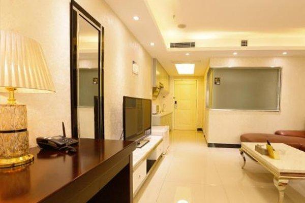 Guangzhou Boman Apartment Zhengjia Huanshi Branch - 14