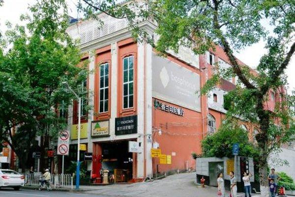 Guangzhou Boman Apartment Zhengjia Huanshi Branch - 18