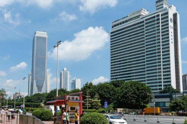 Guangzhou Boman Apartment Zhengjia Huanshi Branch - 19