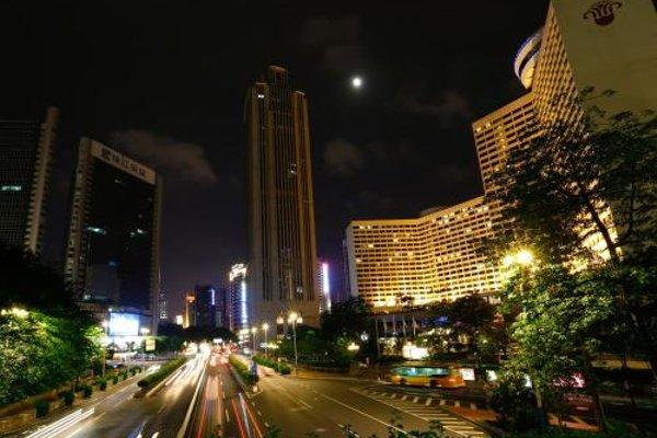 Guangzhou Boman Apartment Zhengjia Huanshi Branch - 21