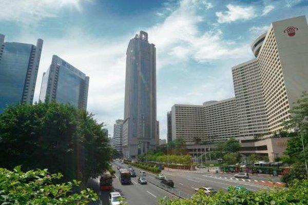Guangzhou Boman Apartment Zhengjia Huanshi Branch - 22