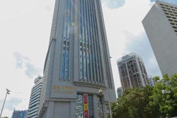 Guangzhou Boman Apartment Zhengjia Huanshi Branch - 23
