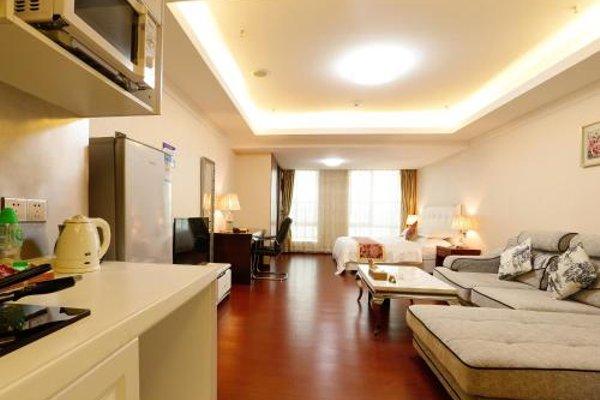 Guangzhou Boman Apartment Zhengjia Huanshi Branch - 3