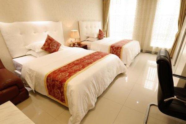 Guangzhou Boman Apartment Zhengjia Huanshi Branch - 4