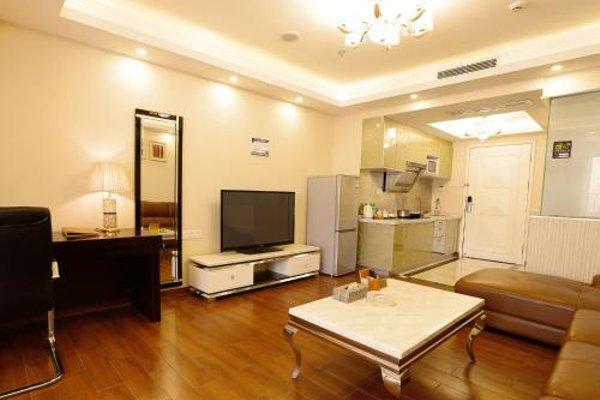 Guangzhou Boman Apartment Zhengjia Huanshi Branch - 6